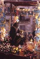 Pasqua a Scicli - U Gioia - Maria S.S. della pieta'  SCICLI Giuseppe Iacono