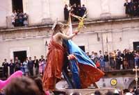 Pasqua a Modica - A Maronna Vasa MODICA Giuseppe Iacono