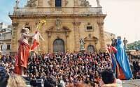Pasqua a Modica: A Maronna Vasa Vasa MODICA Giambattista Scivoletto