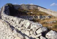 Muri a secco  - Iblei (4884 clic)