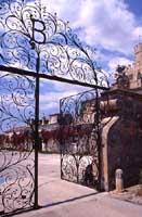 Cancellata del Palazzo dei Baroni Bruno di Belmonte (Il Casino)  - Ispica (6107 clic)