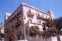 Palazzo dei Baroni Bruno di Belmonte Municipio ISPICA Giuseppe Iacono