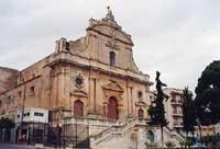 Chiesa Madre di San Bartolomeo ISPICA Giambattista Scivoletto