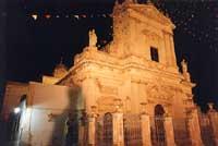 Chiesa di Santa Maria Maggiore ISPICA Giambattista Scivoletto