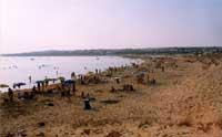 Marina di Modica - spiaggia  - Marina di modica (4175 clic)