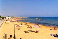Spiaggia di Marina di Ragusa  - Marina di ragusa (6834 clic)