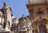 Santoni della Chiesa di San Pietro MODICA Giuseppe Iacono