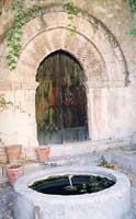 Portale De Leva  - Modica (2715 clic)