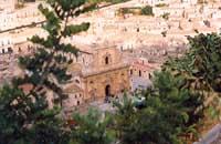 Chiesa di San Pietro - Panorama  - Modica (2435 clic)