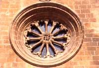 Chiesa del Carmine - Rosone  - Modica (5038 clic)