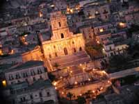 Chiesa di San Giorgio con scalinata  - Modica (6085 clic)