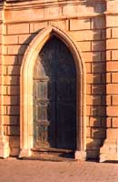 Chiesa Madre - Portale  - Monterosso almo (2866 clic)