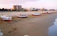 Barche sulla spiaggia  - Pozzallo (4012 clic)
