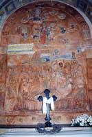 Chiesa di Santa Maria delle Scale - Il trapasso della Vergine Maria    - Ragusa (3991 clic)