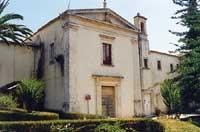 Villa Comunale - Chiesa dei Cappuccini  - Ragusa (8360 clic)