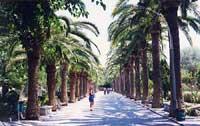 Villa Comunale - Ingresso  - Ragusa (5325 clic)