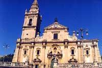 Cattedrale di San Giovanni Battista  - Ragusa (3851 clic)