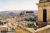 Panorama - Ragusa Ibla RAGUSA Giambattista Scivoletto