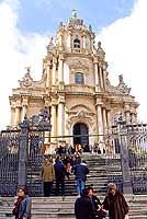 Duomo di San Giorgio RAGUSA Giambattista Scivoletto
