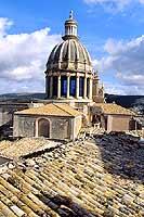 Duomo di San Giorgio - Cupola  - Ragusa (3447 clic)