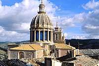 Duomo di San Giorgio - Cupola  - Ragusa (10436 clic)