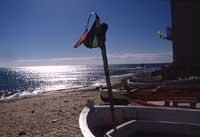 Sampieri - barche dei pescatori  - Sampieri (2835 clic)