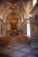 Chiesa di San Bartolomeo - Interno SCICLI Giuseppe Iacono