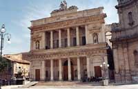 Teatro Comunale  - Vittoria (7031 clic)