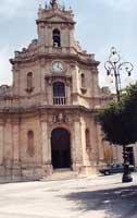 Chiesa della Madonna delle Grazie VITTORIA Giambattista Scivoletto