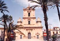 Chiesa di San Giovanni Battista  - Vittoria (9515 clic)