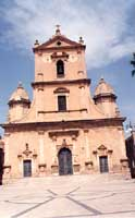Chiesa di San Giovanni Battista  - Vittoria (7410 clic)