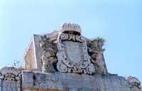 Stemma commemorativo della Porta Spagnola  - Augusta (6824 clic)