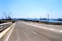 Porto commerciale  - Augusta (4586 clic)