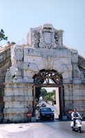 Porta Spagnola   - Augusta (7911 clic)