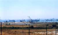 Porto commerciale  - Augusta (3707 clic)