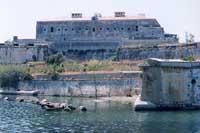 Castello Svevo (lato ponente)  - Augusta (4795 clic)