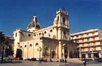 CHIESA MADRE XVII Sec. dedicata a San Nicola di Mira  - Avola (8753 clic)