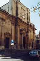 Chiesa di San Giovanni Battista  - Avola (4267 clic)