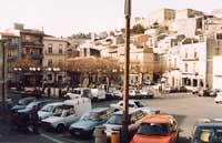 piazza roma  - Buccheri (6904 clic)
