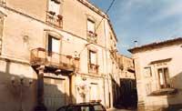 palazzo del municipio  - Buccheri (4006 clic)