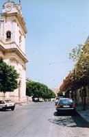 piazza via XX Settembre  - Canicattini bagni (5270 clic)