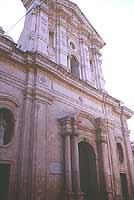 Chiesa Madre Immacolata Concezione, via Roma  - Carlentini (5687 clic)