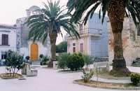 Chiesa (ed ex Convento) della Madonna delle Grazie  - Cassaro (5392 clic)