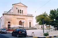 La chiesa Madre di san pietro in viccoli  - Cassaro (5420 clic)
