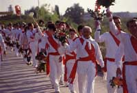 Festa di San Sebastiano - Corsa dei Nuri.  - Avola (10000 clic)