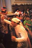 Festa di San Sebastiano - PELLEGRINAGGIO DEI DEVOTI AL SANTO DURANTE LA FESTA DEL SANTO PADRONO  - Melilli (6156 clic)