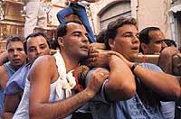 Festa di San Sebastiano  - Palazzolo acreide (5647 clic)