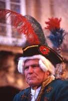 Festa di Santa Lucia: cocchiere della Carrozza del Senato  - Siracusa (6030 clic)