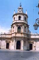 Chiesa madre dedicata a S. Bartolomeo Apostolo  - Floridia (4273 clic)