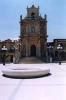 chiesa del Carmine   - Floridia (5119 clic)